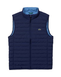 Lacoste Quilted Vest