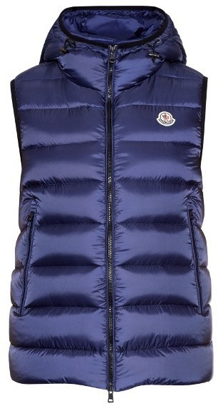 c79469ad1 Ray Hooded Quilted Down Gilet