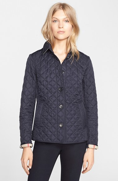 Burberry Ashurst Quilted Jacket | Where to buy & how to wear : how to wear quilted jacket - Adamdwight.com