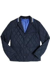 HUGO BOSS Quilted Nylon Jacket
