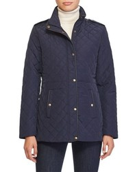 Quilted field jacket medium 5256967