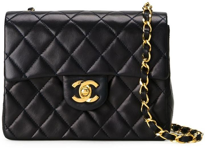 ... Leather Crossbody Bags Chanel Vintage Small Quilted Crossbody Bag 5a150e4ca442e