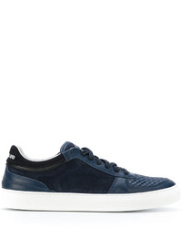 Stone Island Quilted Low Top Sneakers