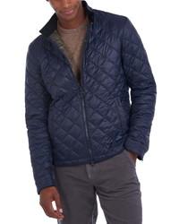 Barbour Biddel Quilted Nylon Jacket
