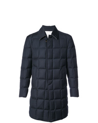 Thom Browne Quilted Down Super 130s Overcoat
