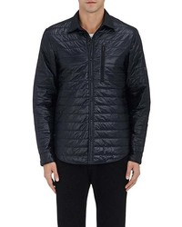 Isaora Quilted Shirt Jacket