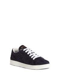 Prada Quilted Low Top Sneaker