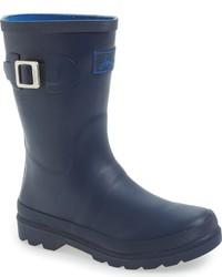 Joules Boys Field Welly Rain Boot