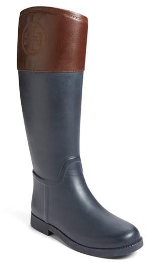 bdd82eb0d2b6 ... Tory Burch Classic Rain Boot ...