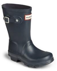 Hunter Kids Original Tall Rubber Rain Boots
