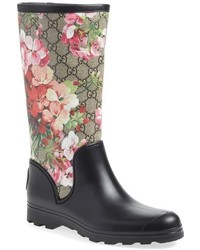 Prato gg blooms rain boot medium 632888