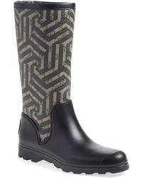 Gucci Prato Rain Boot