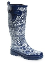 Rhythm waterproof rain boot medium 5034514