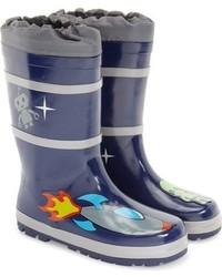 Kidorable Space Hero Waterproof Rain Boot