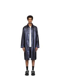 Robert Geller Blue The Shiny Coat