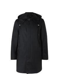 MACKINTOSH Bonded Cotton Hooded Raincoat