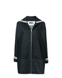 MM6 MAISON MARGIELA Denim Raincoat