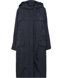 Joseph Horton Hooded Shell Raincoat