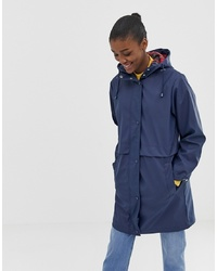 ASOS DESIGN Raincoat With Brushed