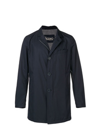 Herno Single Breasted Fitted Coat