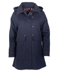 Pendleton St Helena Water Resistant Hooded Canvas Topper Coat