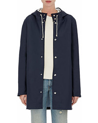 Stutterheim Raincoats Stockholm Coated Tech Fabric Raincoat