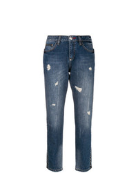 Distressed boyfriend jeans medium 8124168