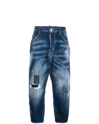 Dsquared2 Kickass Washed Jeans