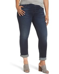 Plus size catherine ripped boyfriend jeans medium 4913290