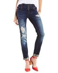 Charlotte Russe Refuge Skinny Boyfriend Jeans