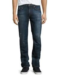 Brixton slightly distressed denim jeans colter medium 962369