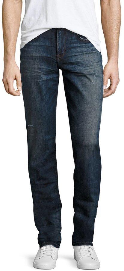 3d2fde474b3 Joe's Jeans Brixton Slightly Distressed Denim Jeans Colter, $77 ...