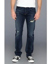 Hudson Byron Straight Leg Selvage In Union