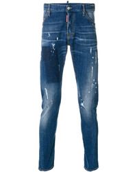 Distressed sexy twist jeans medium 4394644