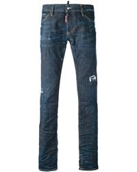 Distressed slim fit jeans medium 4344883
