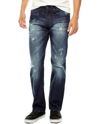 Akademiks Fury Slim Fit Jeans