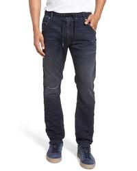 Diesel Krooley Skinny Slouchy Fit Jeans