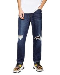 Topman Mikey Original Fit Jeans