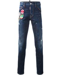 Patch appliqu cool guy jeans medium 3742889