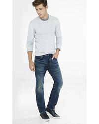 Slim Fit Rocco Torn Flex Stretch Straight Leg Jean