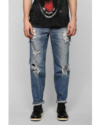 Levi's Urban Renewal Super Destroyed Jean