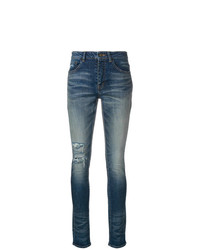 Saint Laurent Classic Skinny Fit Jeans