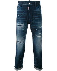 Distressed glam head jeans medium 3762233