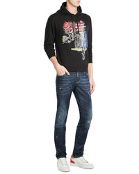 DSQUARED2 Distressed Skinny Jeans