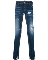 Distressed skinny jeans medium 3768796