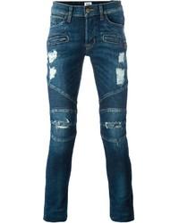 Distressed skinny jeans medium 779476