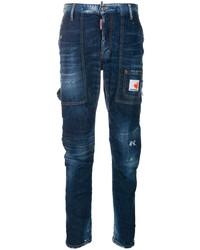 DSQUARED2 Easy Skater Skinny Jeans