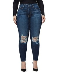 Good legs ripped skinny jeans medium 3992980