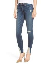 Hudson Jeans Hudson Barbara High Waist Ankle Skinny Jeans