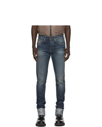 Off-White Indigo Selvedge Denim Jeans